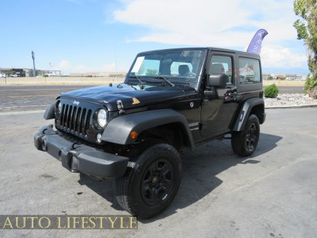 Picture of 2018 Jeep Wrangler JK