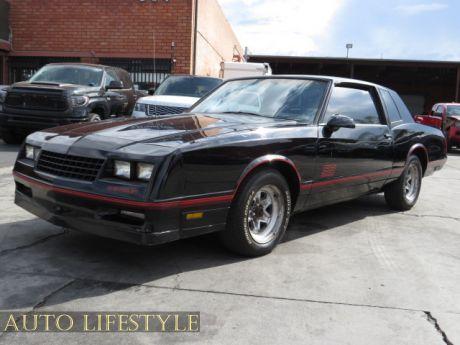 Picture of 1987 Chevrolet Monte Carlo