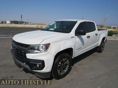 Picture of 2021 Chevrolet Colorado