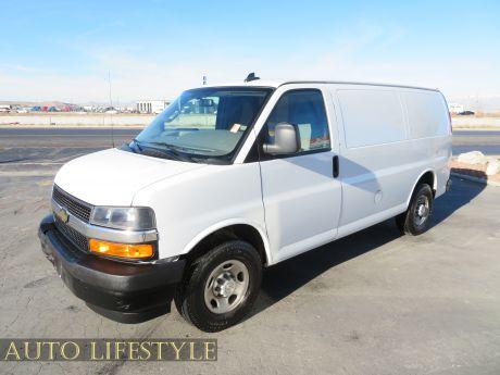Picture of 2018 Chevrolet Express Cargo Van
