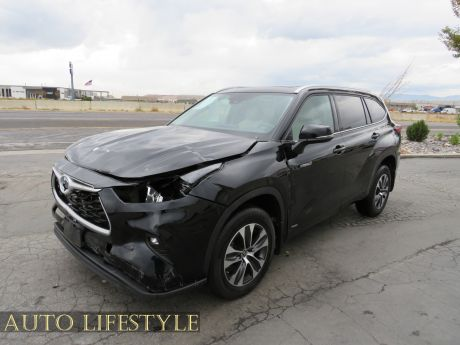 Picture of 2021 Toyota Highlander
