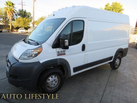 Picture of 2018 Ram ProMaster Cargo Van