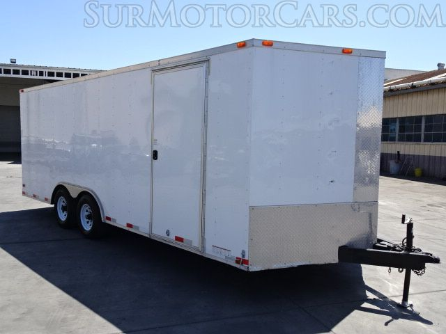 2016 Diamond Cargo Trailer