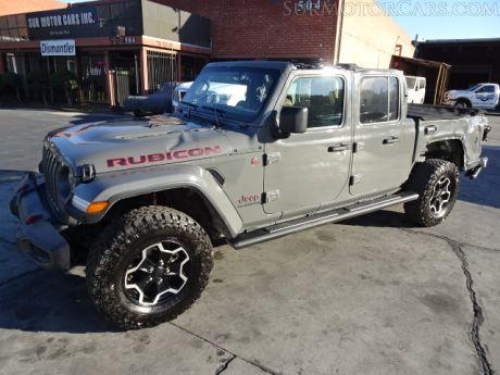 Image : 2020 Jeep Gladiator