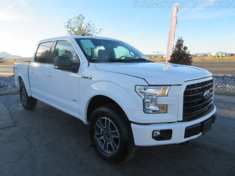 Image : 2017 Ford F-150