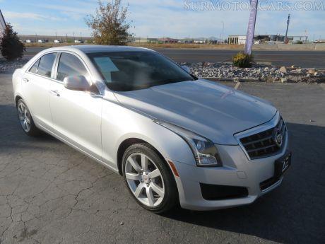 Image : 2013 Cadillac ATS